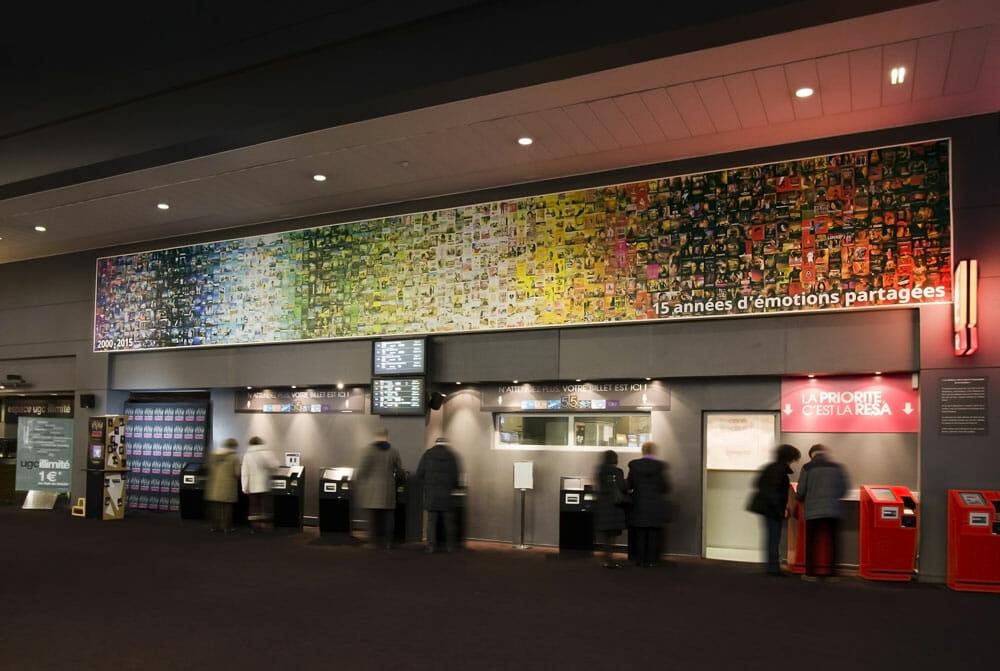 Mosaique – UGC Ciné Cité Strasbourg